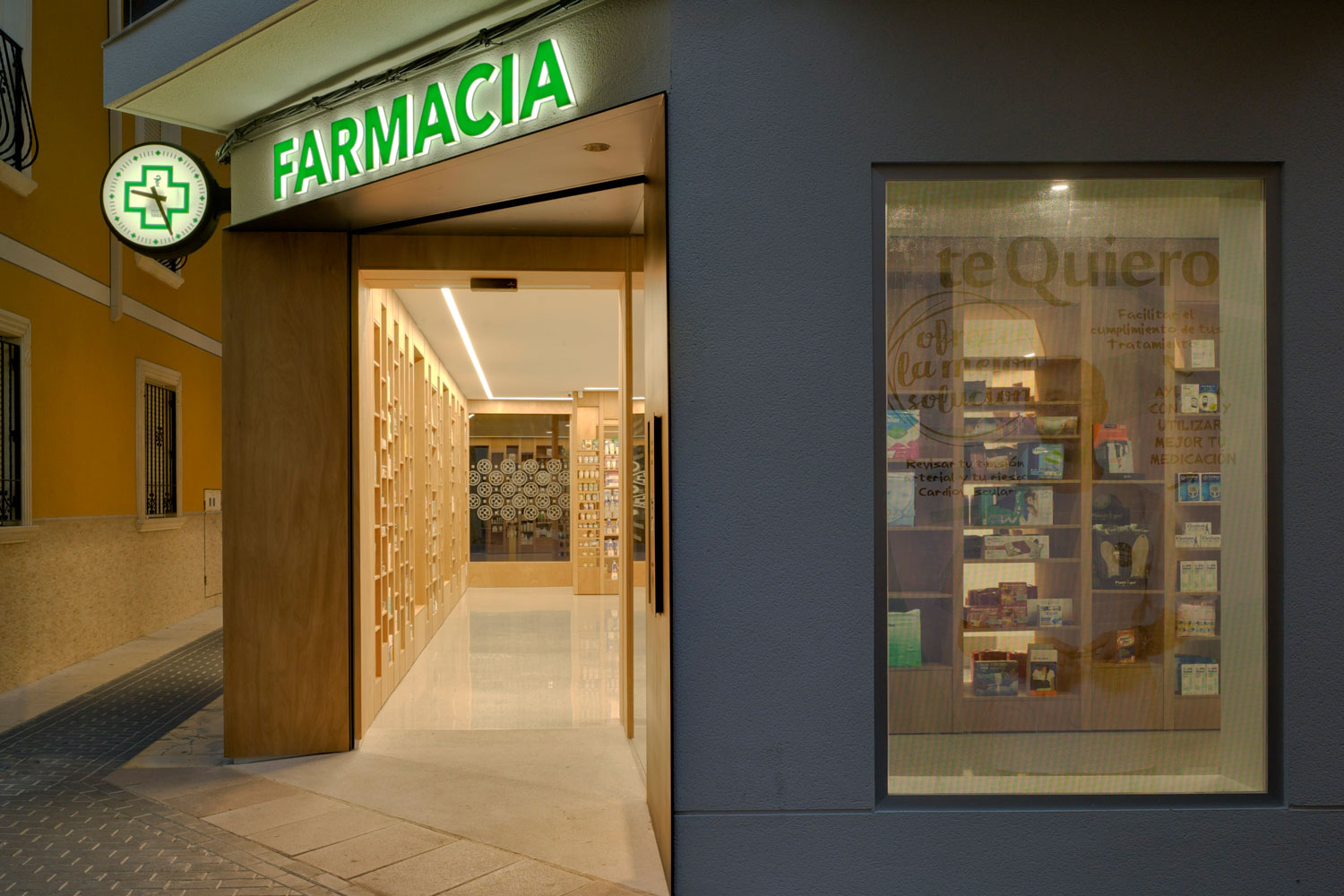 Farmacias de guardia en Aspe